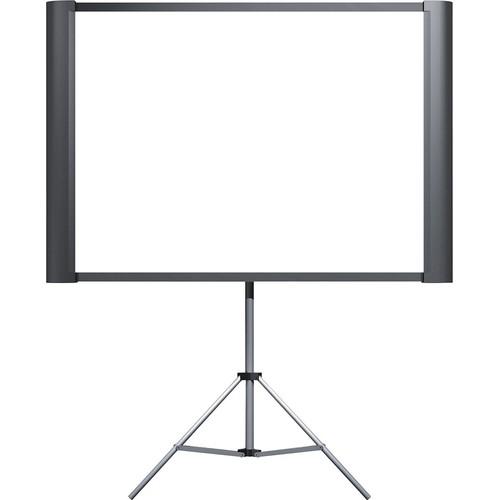 "Epson Duet 80"" Portable Projector Screen - Black"