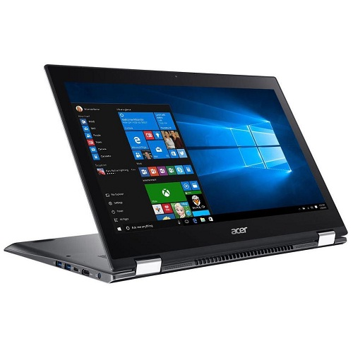 "Acer SP51551N51GH Spin 5 Touchscreen 2 in 1 Notebook 15.6"""" / 8GB RAM / 1TB HDD - Steel Gray -  NX.GSFAA.005"
