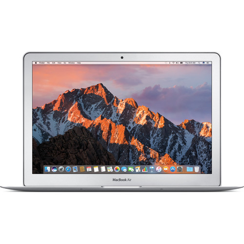 "Apple® MacBook Air 13.3"""" / 8GB RAM / 128GB SSD -  MQD32LL/A"