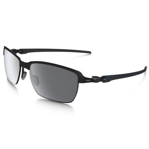c15552c2d0e2d ... Polarized Oo6018-02 UPC 888392007179 product image for Oakley Men s  Tinfoil Full Rim Sunglasses - Satin Black  Steel