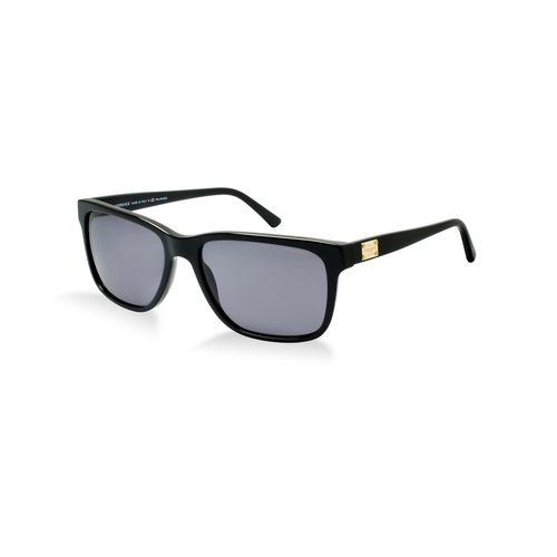 aeb997aabf16 ... Men s EAN 8053672137217 product image for Versace VE4249 Sunglasses -  Black   Grey Polarized