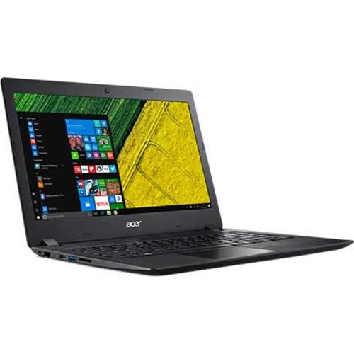 "Acer A315/21/4098 Notebook 15.6"""" / 8GB RAM /1TB HDD - Black"