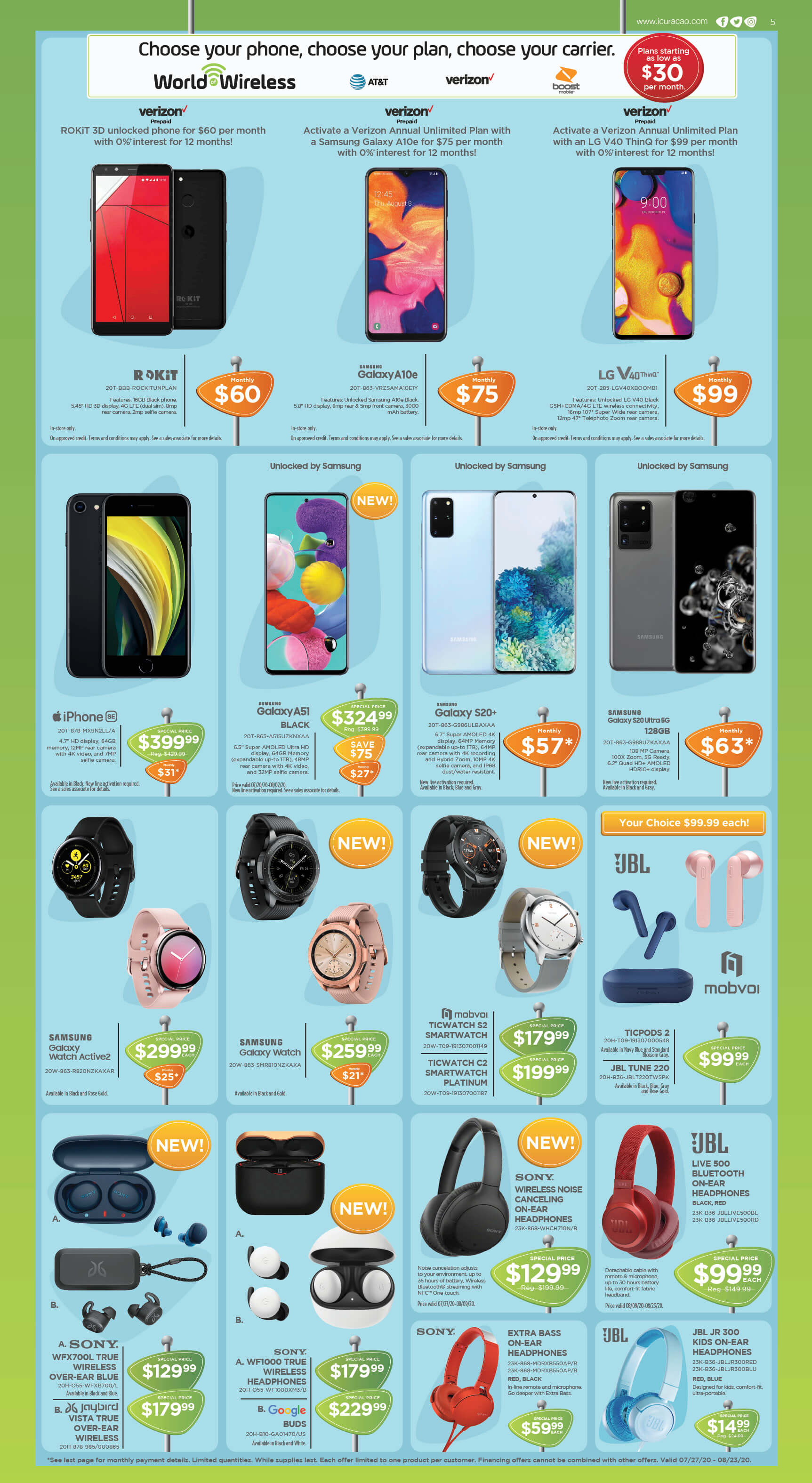 Curacao | Back to School Catalog | Page 5