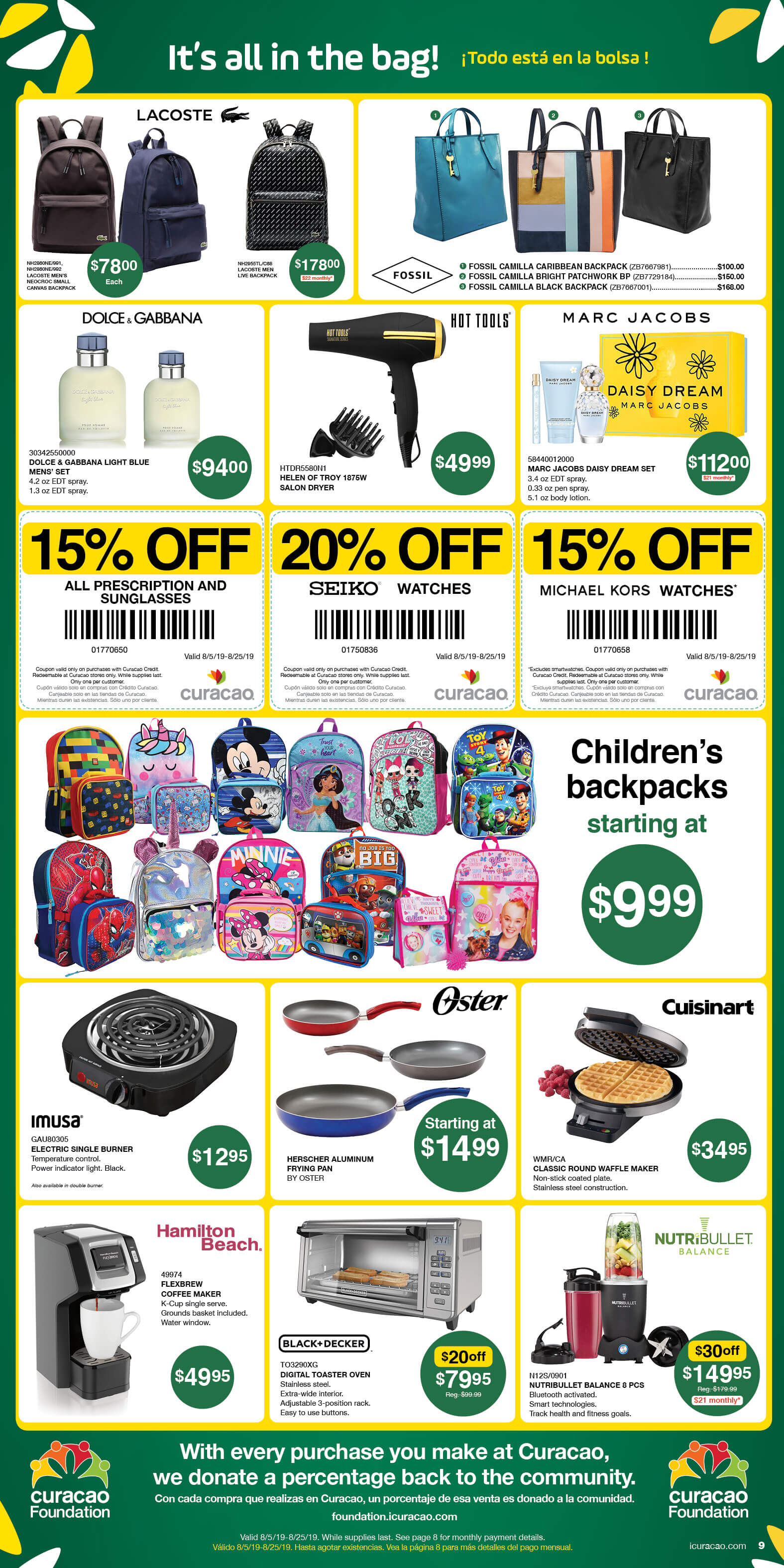 Curacao | Back to School | Page 9