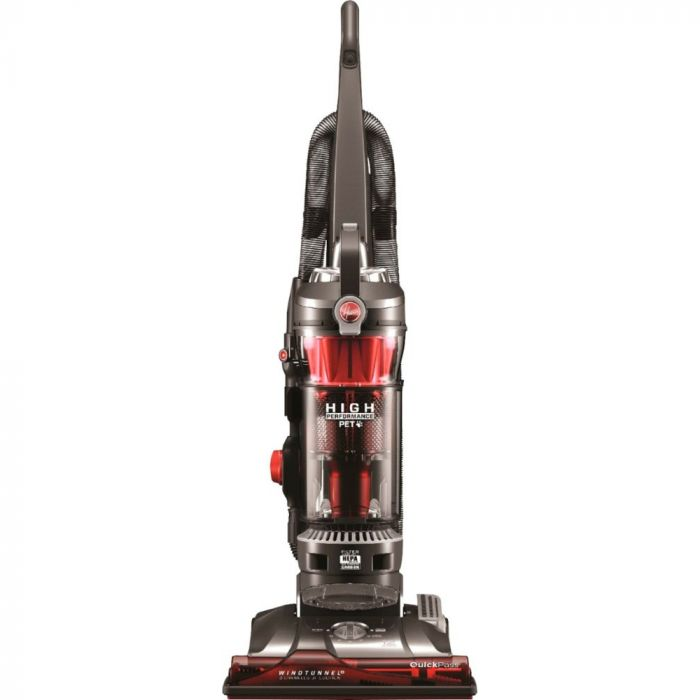 Hoover UH72630 Wind Tunnel 3 High Performance Pet Upright Vacuum - Red