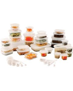 Storage Containers 80 Piece Set