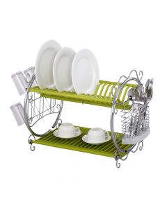 2 Layer Dish Rack