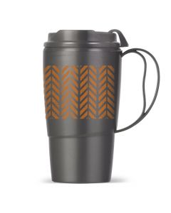 Thermoserv 16 Oz Travel Mug Herringbo