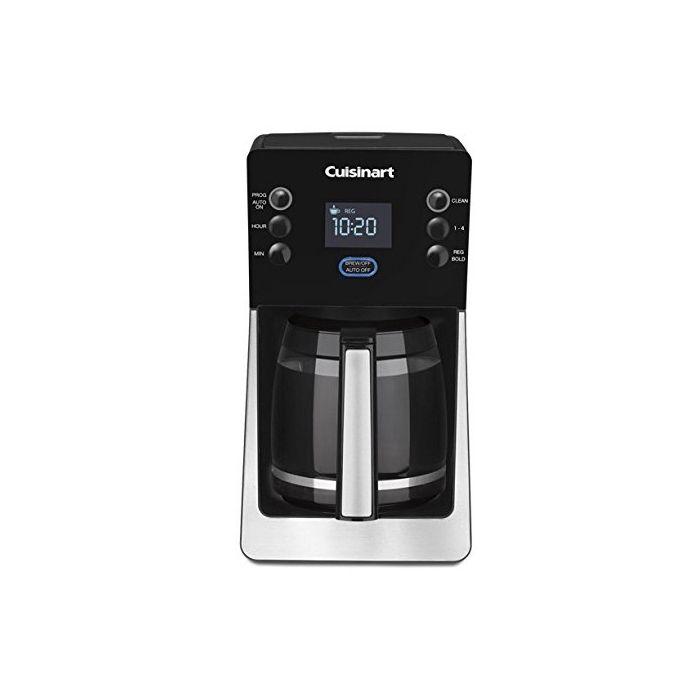 Cuisinart DCC/2800 Perfectemp 14-Cup Programmable Coffeemaker - Black