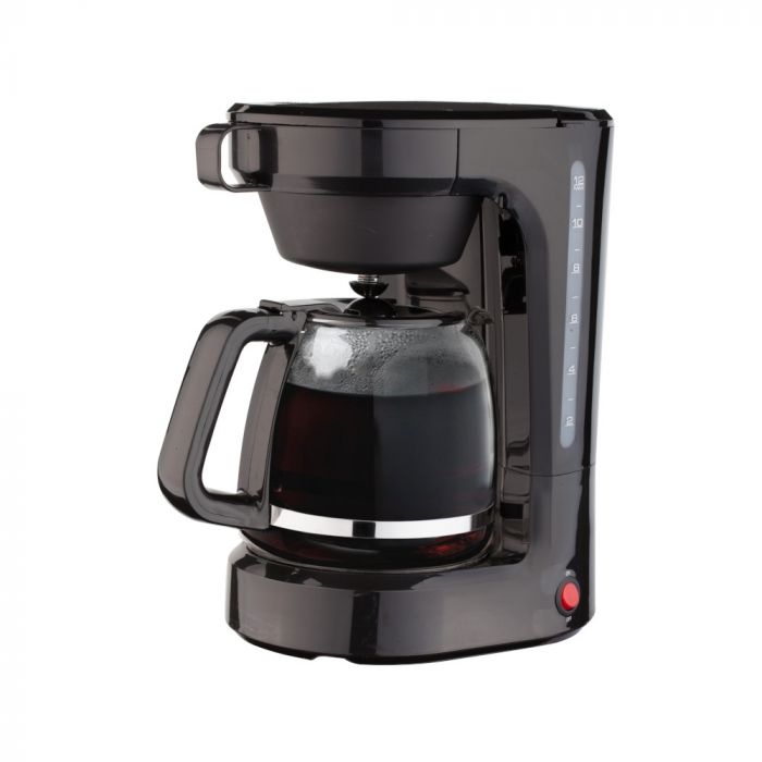 Best Home CM316 12 Cup Coffee Maker - Black