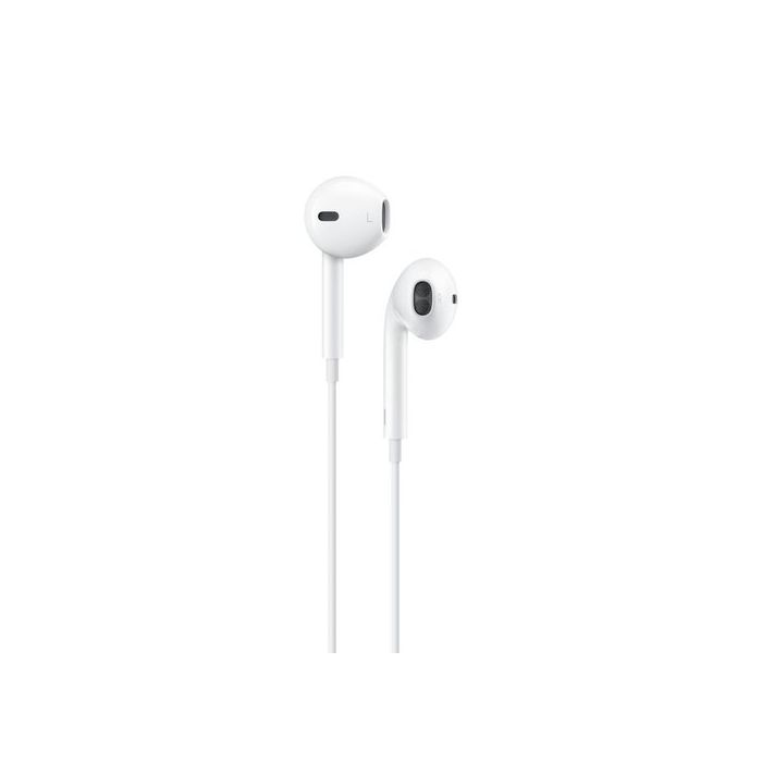 Apple Ear Pods with Remote and Mic - White