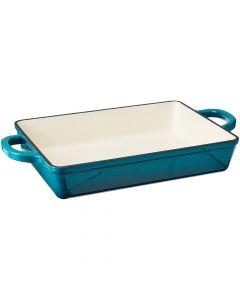 Artisan 13 Inches Eci Lasagna Pan Teal