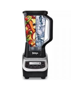 Ninja Professional with Single Serve Cups 3 Speed Blender Silver