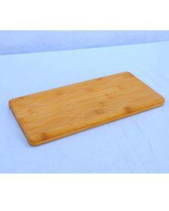 Bamboo Cutting Board Med Wideg