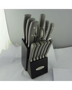 Knife Set Single Bolster 14 Piece