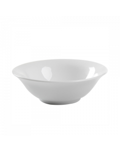 "Gibson Noble Court 7"" Bowl White"