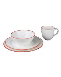 16 Pieces Hospitality Dinner Set