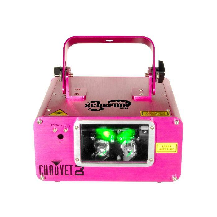Chauvet DJ Series Scorpion Dual Laser