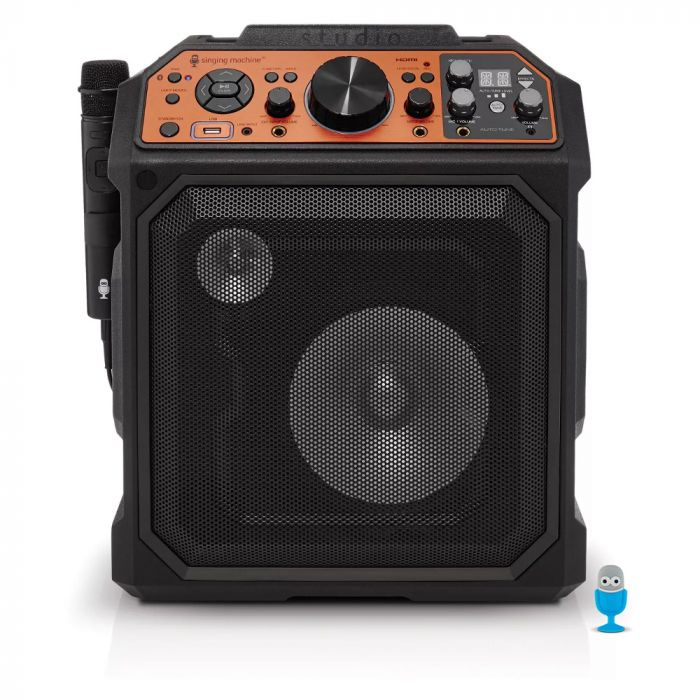 Singing Machine Karaoke Studio System With Auto Tune