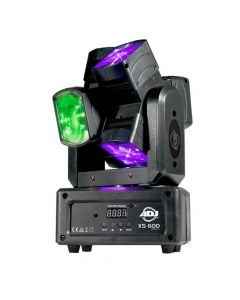 ADJ Xs 600 Hex Lens Dual-Axis Continuos Moving Head Fixture