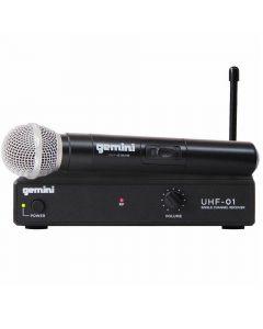Gemino Wireless Handheld Microphone System F1