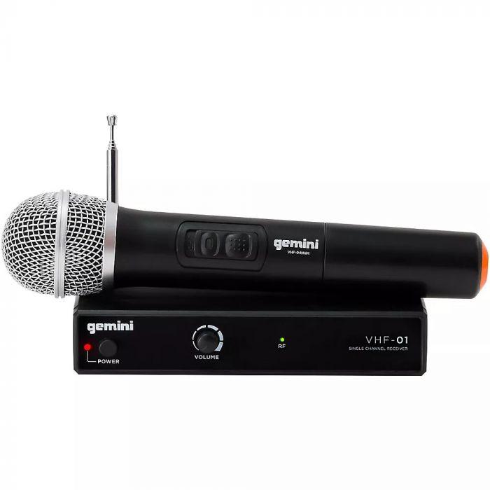 Gemini VHF-01M VHF Handheld Wireless Microphone System