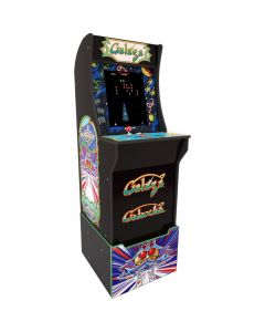 Arcade1Up Galaga Arcade Cabinet with Riser