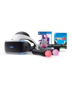 Sony Playstation 4 VR Blood & Truth and Everybody's Golf Bundle