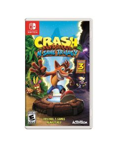 Crash Bandicoot N. Sane Trilogy - Nintendo Switch