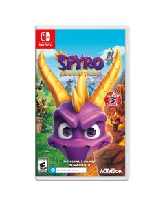 Spyro Reignited Trilogy- Nintendo Switch