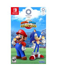 Mario & Sonic at the Olympic Games: Tokyo 2020-  Nintendo Switch
