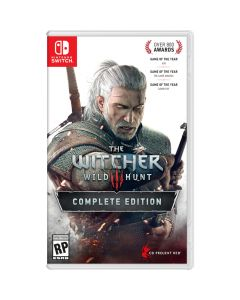 The Witcher 3: Wild Hunt Complete Edition- Nintendo Switch
