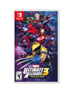 Marvel Ultimate Alliance 3:The Black Order - Nintendo Switch