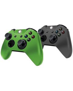 DreamGEAR Xbox One 2-in-1 Twin Pack Comfort Grip Silicone Controller Covers