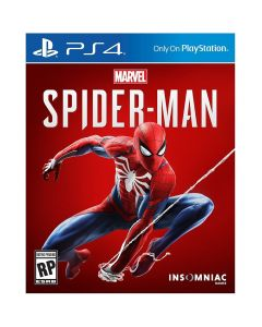 Sony Marvel's Spider-Man - PlayStation 4
