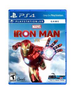 Marvel's Iron Man VR Standard Edition - PlayStation 4