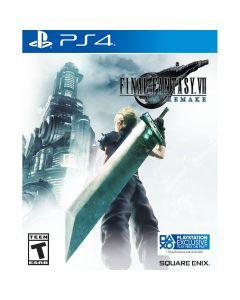 Final Fantasy VII Remake Standard Edition - PlayStation 4
