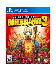 Borderlands 3 Deluxe- Playstation 4