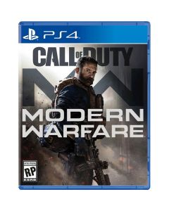 Call of Duty: Modern Warfare- PlayStation 4
