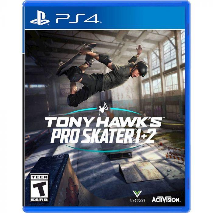 Tony Hawk's Pro Skater 1 + 2 Standard Edition - PlayStation 4