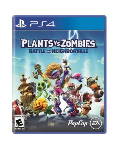 Plants vs Zombies: Battle for Neighborville Standard Edition - PlayStation 4