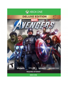 Xbox One Marvel's Avengers Deluxe Edition