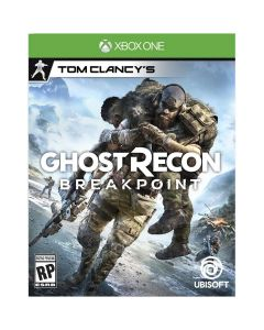 Tom Clancy's Ghost Recon Breakpoint- Xbox One