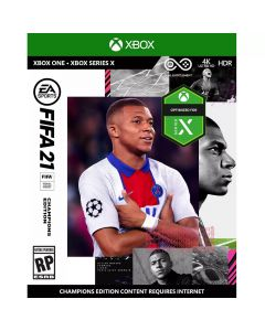 FIFA 21 - Xbox One / Xbox Series X - Pre-order - Release Date: 10/06/2020