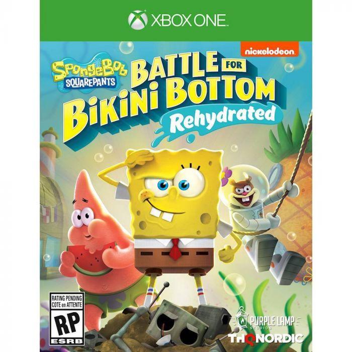 SpongeBob SquarePants: Battle for Bikini Bottom /Rehydrated - Xbox One