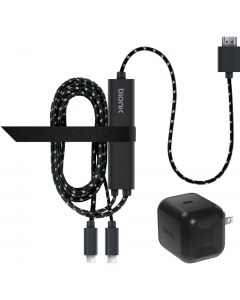 Bionik BNK-9032 TV Lynx Portable HDMI Connect and Charge Kit