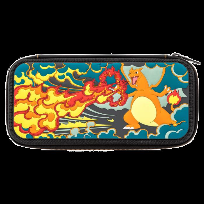 Nintendo Switch Pokemon Charizard Battle Deluxe Travel Case