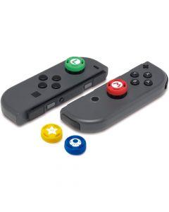 Hori Nintendo Switch Super Mario Analog Caps Controller