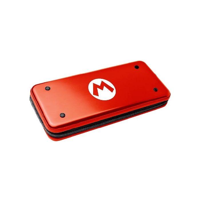 Hori Aluminum Mario Case For Nintendo Switch