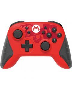 Hori HORIPAD Mario Wireless Controller for Nintendo Switch